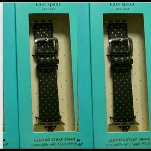 Leather Strap 38mm